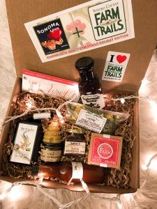 Sonoma Love Box, Sonoma County Farm Trails Edition